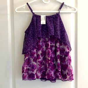 NWT Children's Place tank top